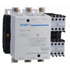 Контактор NC2-115 115A 230В/АС3 50Гц (CHINT)