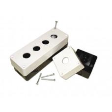 Корпус КП101 пластиковый 1 кнопка