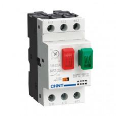 Пускатель NS2-25 0.4-0.63А (CHINT)
