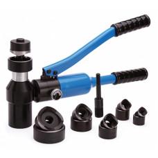 Пресс гидравлический ручной для пробивки отверстий ПГРО-60 (КВТ)