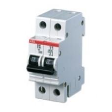 Автоматический выключатель ABB SH 2п 10А С