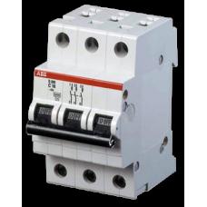 Автоматический выключатель ABB SH 3п 06А С