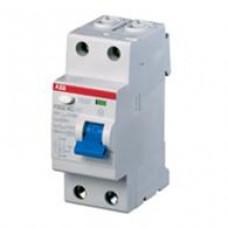 Выкл. диф.тока (УЗО) ABB FH202 AC-C40A 30mА