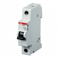 Автоматический выключатель ABB SH 1п 06А С