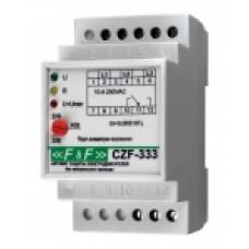 Реле контроля фаз CZF-333