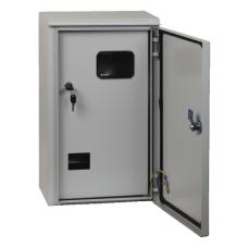 Щит учетный ЩУ-3/2 2-х дверный IP54 (505х300х190)