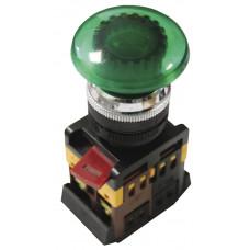 Кнопка AELA-22 «ГРИБ» желтая