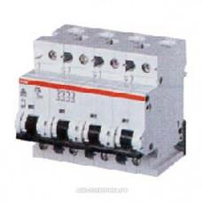 Автоматический выключатель ABB S294 4п С125