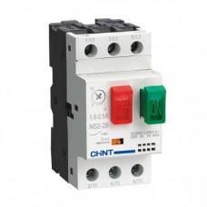 Пускатель NS2-25 1.6-2.5А (CHINT)