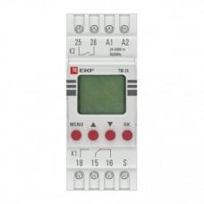 Таймер электронный многофункциональный ТМ-24