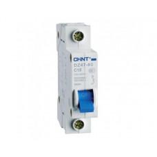 Автоматический выключатель  DZ47-60 1P 10A 4.5Ka (C)