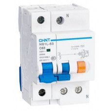 Дифференциальный автомат NB1L 1P+N C16 30 mA тип АС
