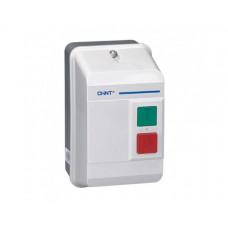 Электромагнитный пускатель в корпусе NQ3-11P 12-18A AC220В IP55 (CHINT)